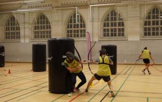 Archerytag - Combat archery Malmö - Archery tag