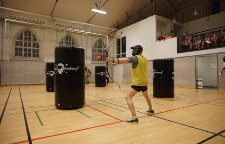 Archerytag - Combat archery - Archery tag Malmö